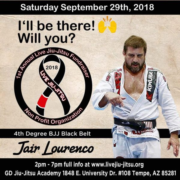 Live Jiu-Jitsu – Seminário